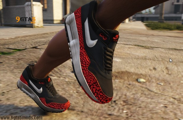 Men's Air Max Shoes – Player Mods For GTA5-3