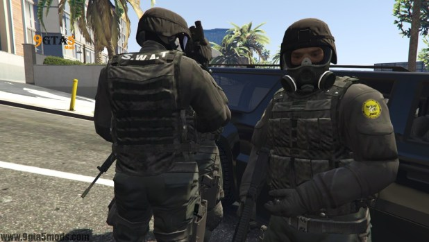 swat ghost team gta 5 - 1