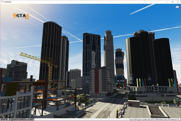 Code Walker GTA V 3D Map Editor - Tool for GTA5 6