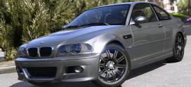 BMW M3 e46 2005  – Game GTA 5 GTA 5