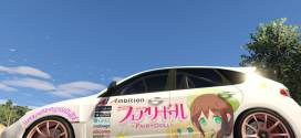 Fairydoll Subaru Impreza WRX STI Itashya & 4WD handling – Gta 5m
