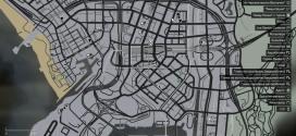 Old-gen hud and menu – Game GTA 5 GTA 5