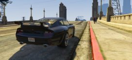 Old-gen road and other textures  – GTA 5 Online