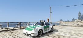 Pfister Comet Retro Police pack  – GTA ON V