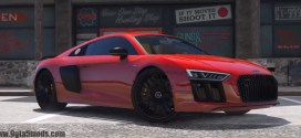 Gta 5 – Audi R8 V10 Plus 2017 V1.7 [Add-On/Replace]