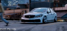 GtaV – Mercedes-Benz E63 AMG V2.1 [Replace]