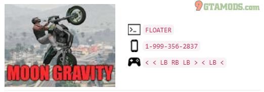 FLOATER - Free Game Hacks