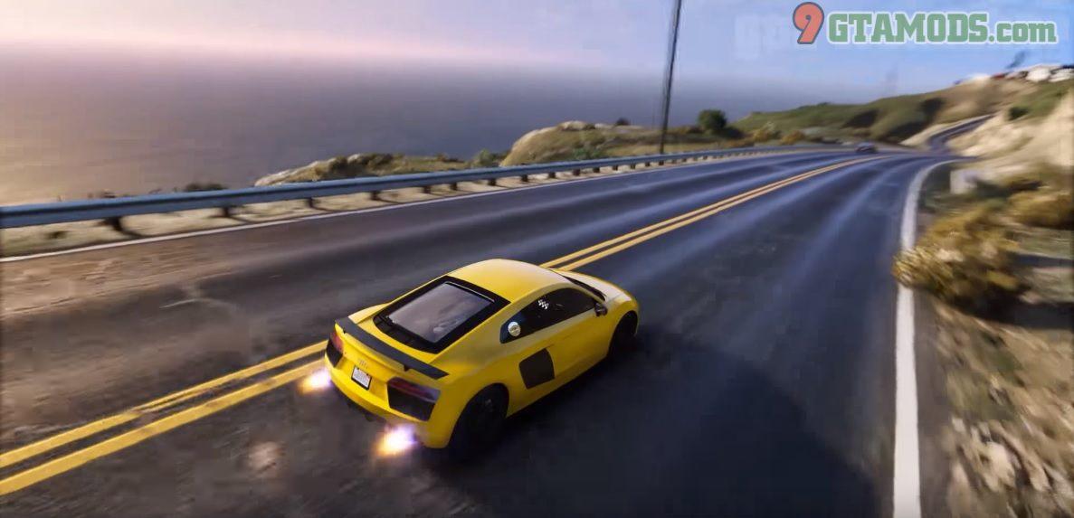 Audi R8 V10 Plus Mod - 4