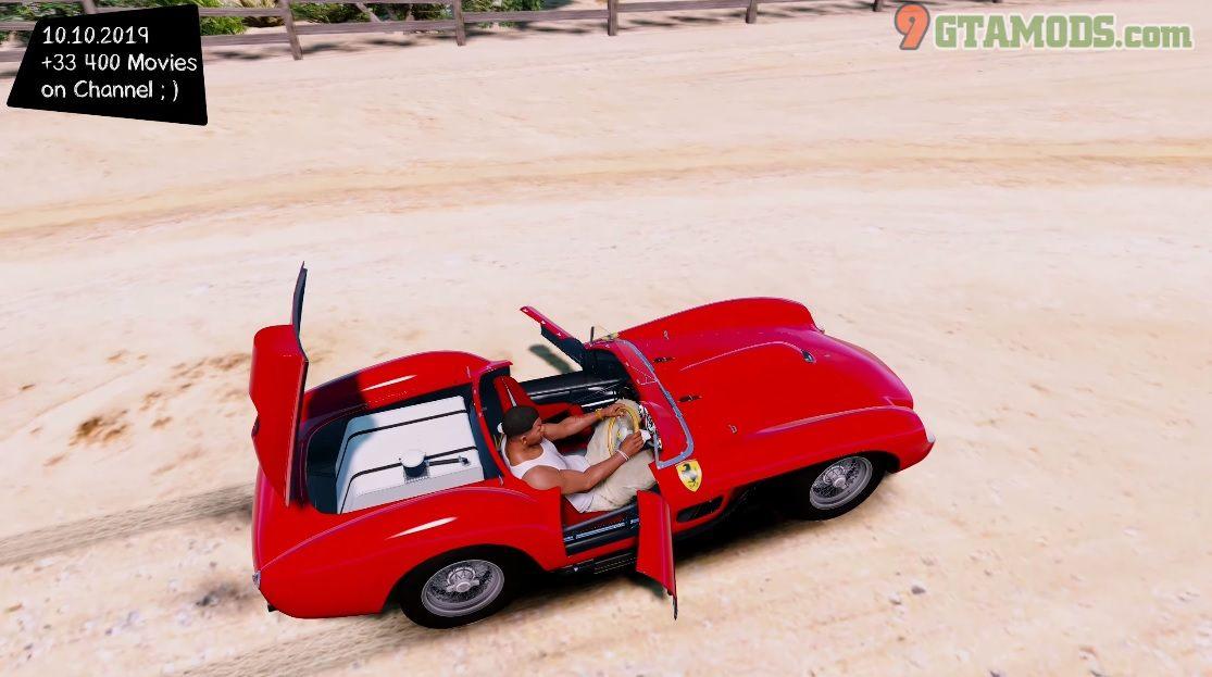 1957 Ferrari 250 TR V1.1 - 4