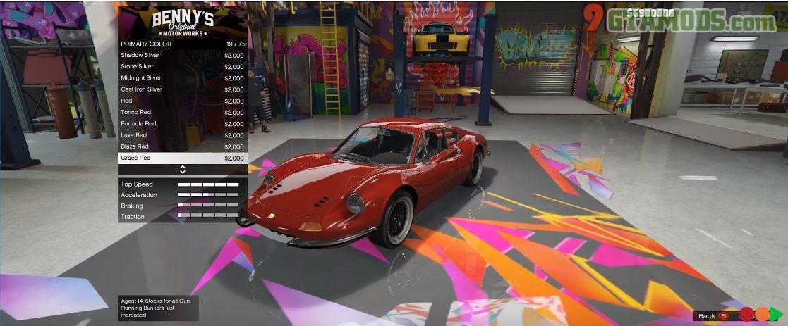 1969 Ferrari Dino 246 GT V1.1 - 2
