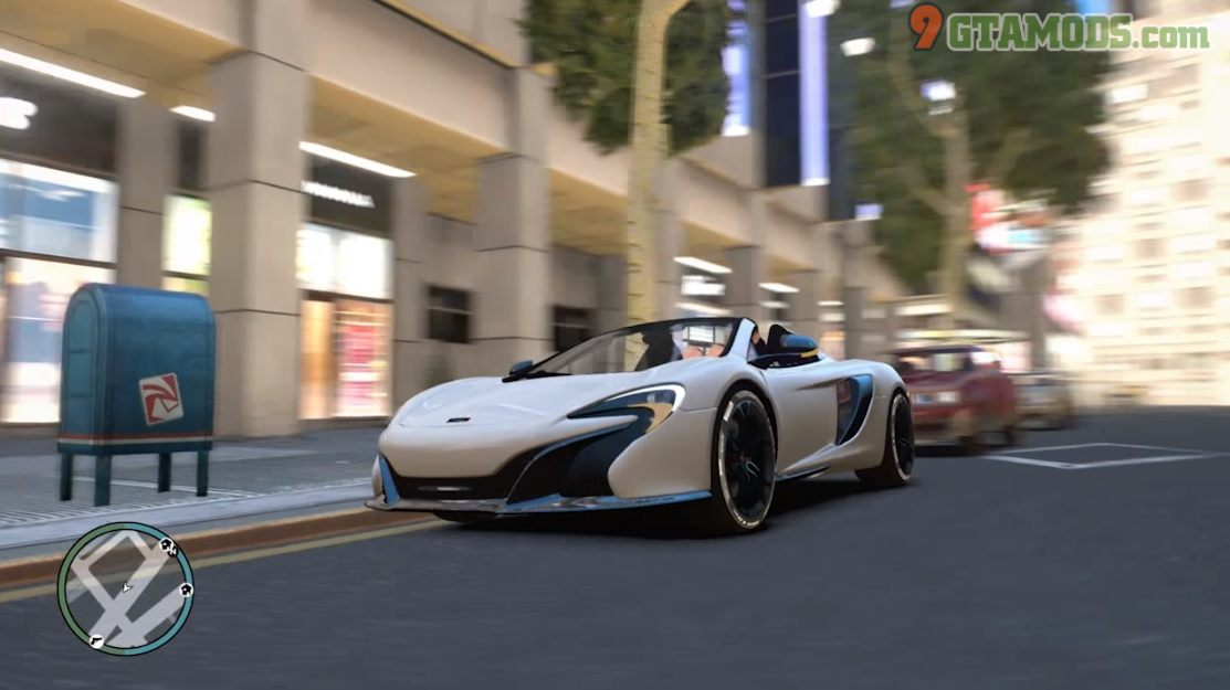 2014 McLaren P1 Handling & Engine Sound V1.0 - 3