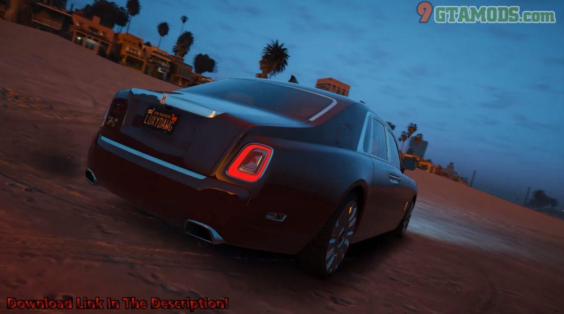 2014 rolls Royce Phantom V1.1 - 2