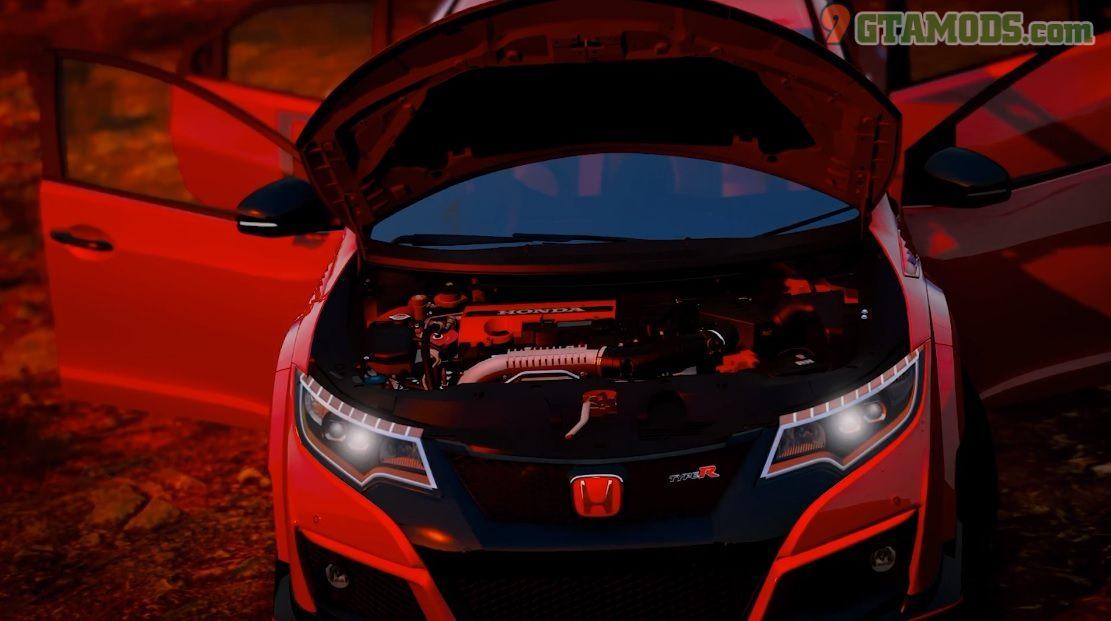 2015 Honda Civic Type R [FK2] V1.5 - 5