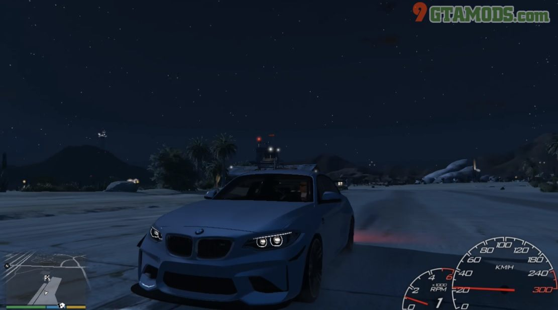 2016 BMW M2 [Handling & Engine Sound] V1.0 - 4