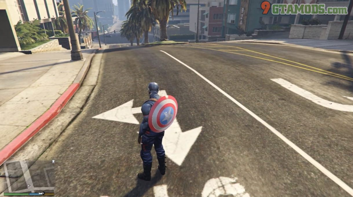 Captain America End Game V1.1 - 3