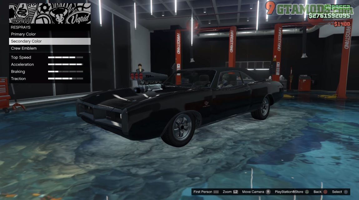 Fast And Furious Chargers V1.0 - 4