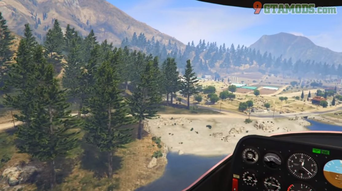 Forests of San Andreas V1.8 - 6