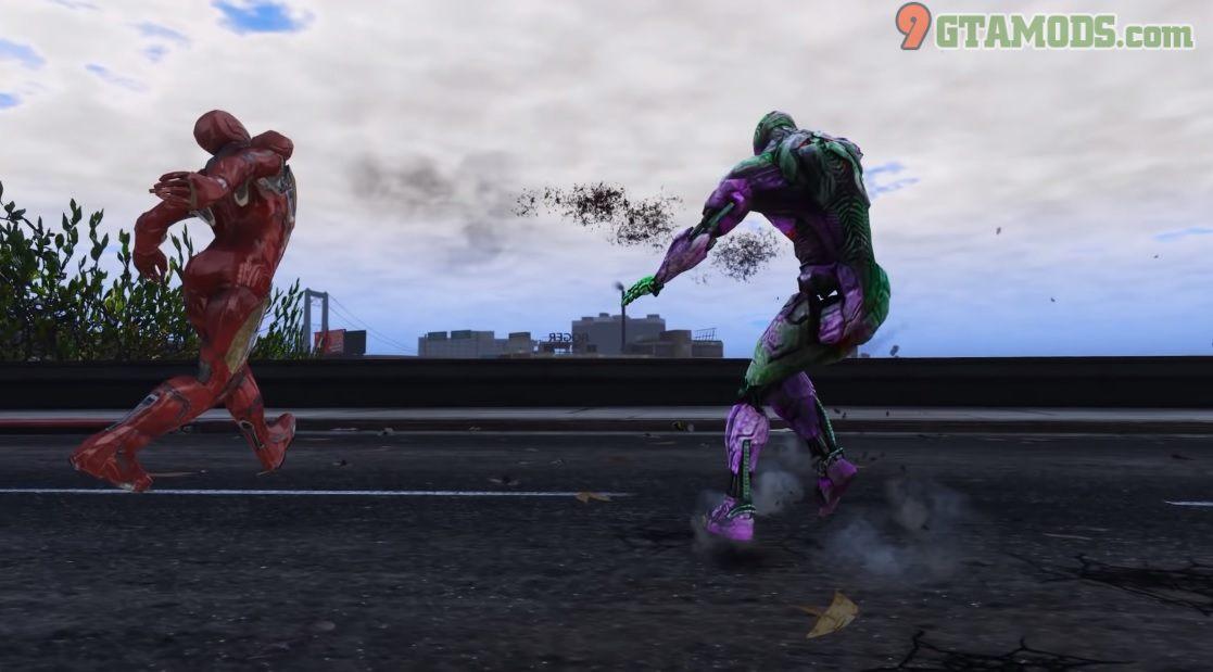 Joker [CYBORG] V1.0 - 4