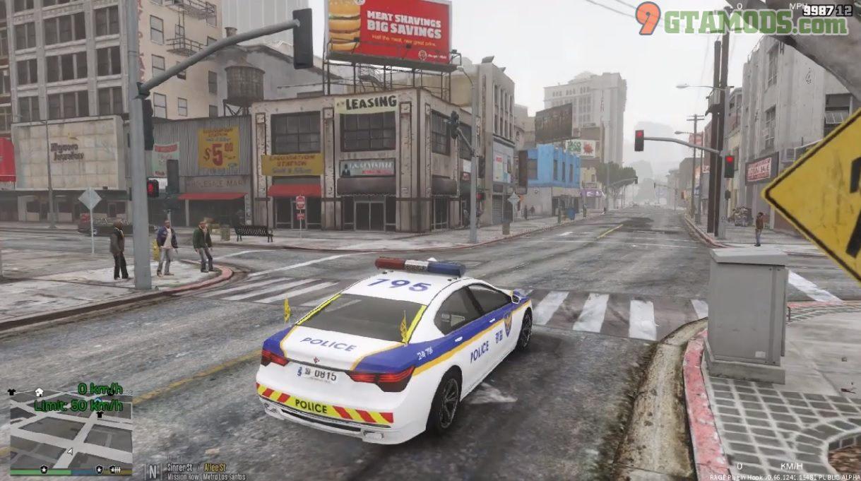 Korean Police Siren V1.0 - 1