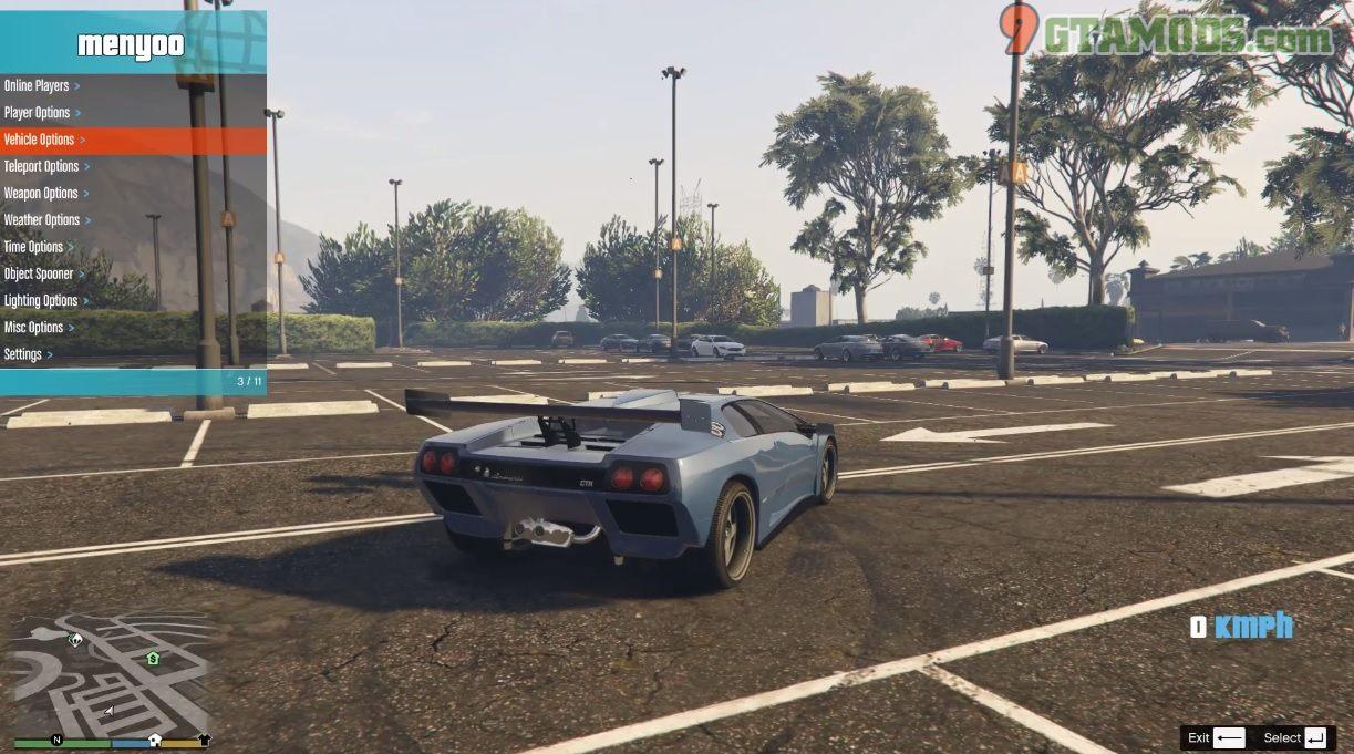 Lamborghini Diablo GTR V2.0 - 1