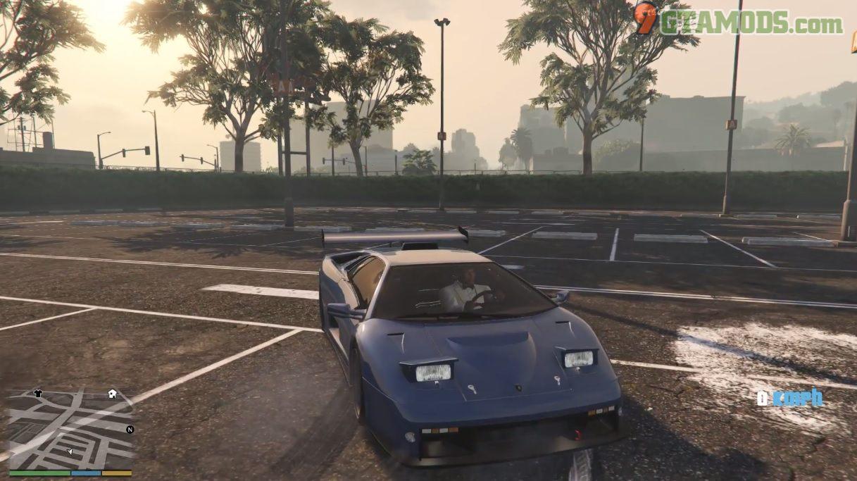 Lamborghini Diablo GTR V2.0 - 3