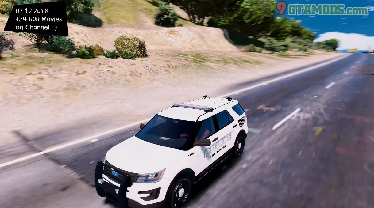 Los Santos Police Department FPIU V1.1 - 4