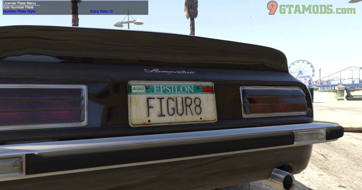 New License Plates 11AUG219 - 3