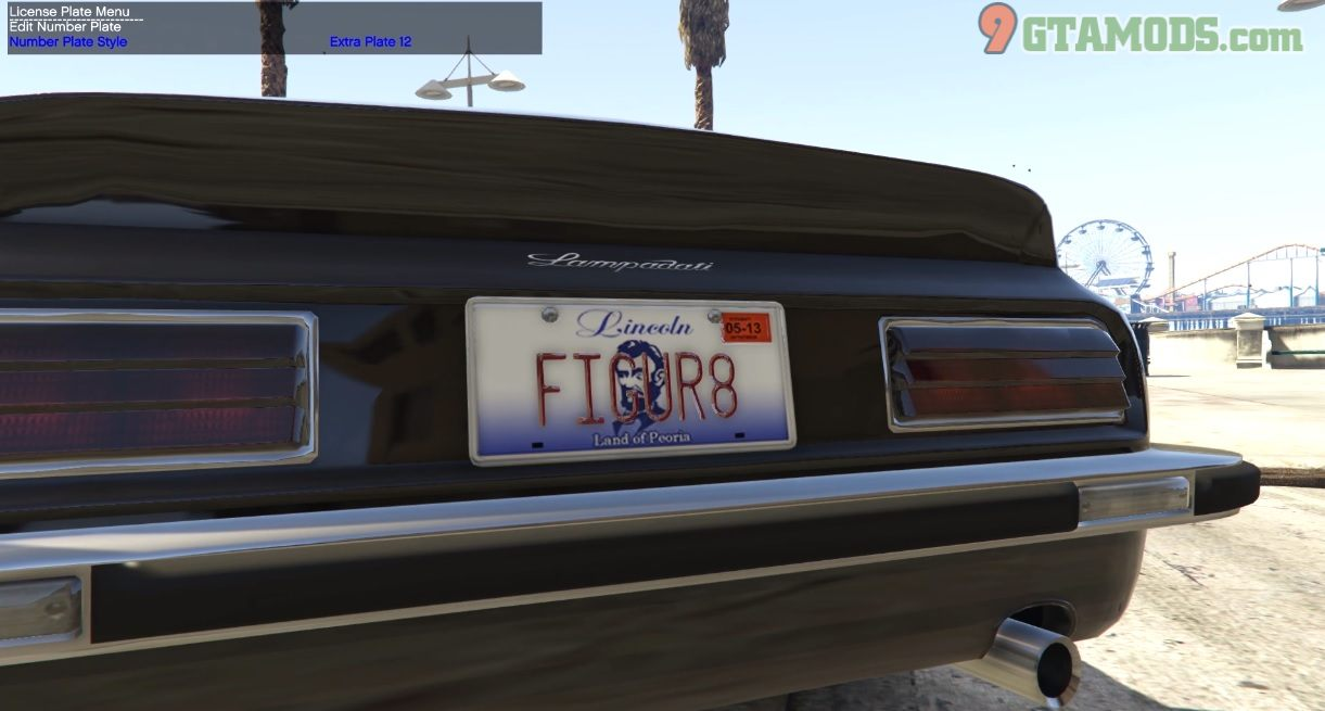 New License Plates 11AUG219 - 4