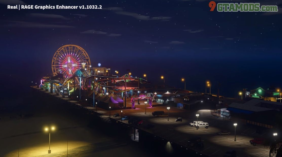 Real, RAGE V - The GTA V Enhancer 2.1737.3 - 4
