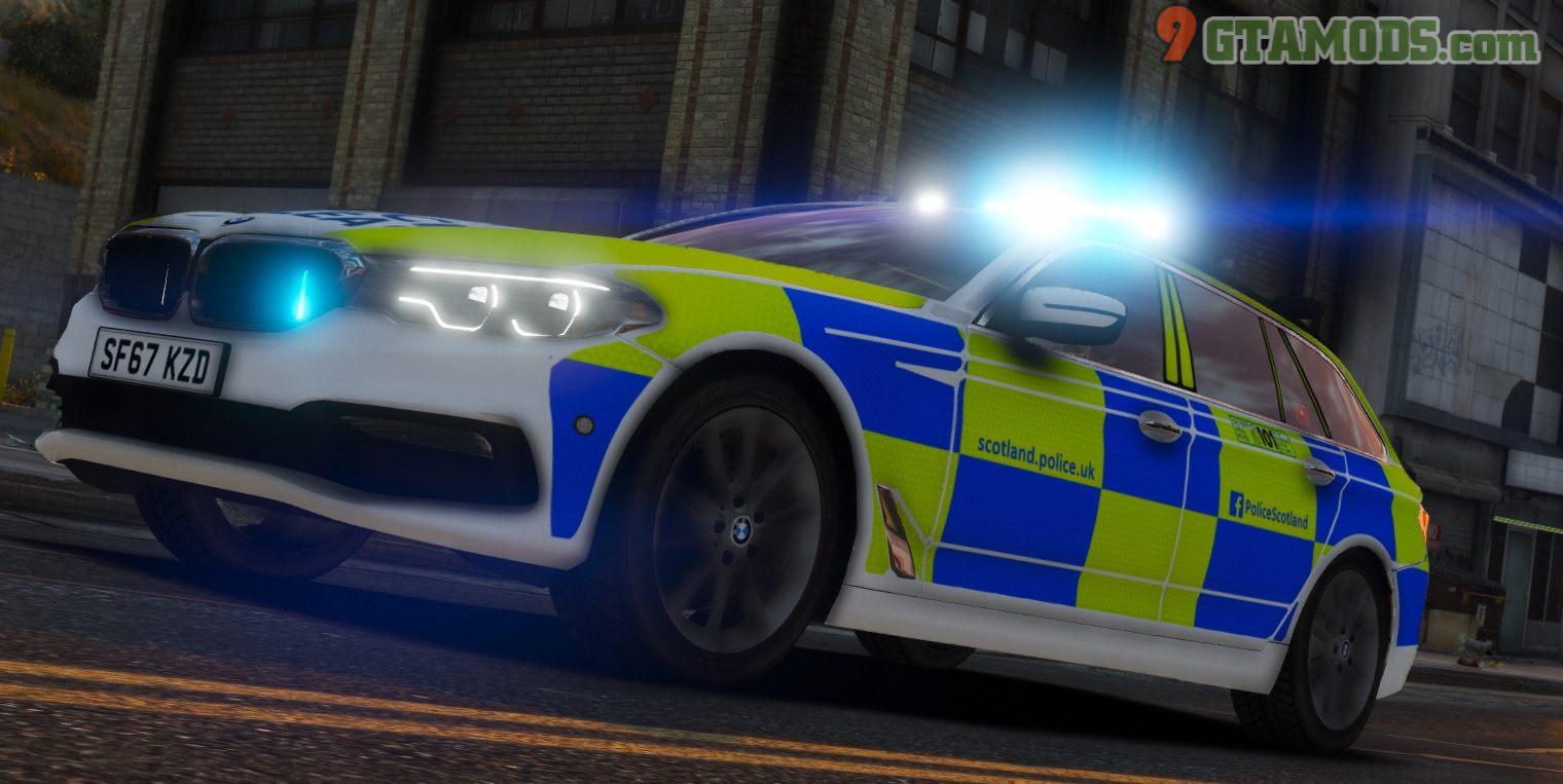 2017 BMW G31 [Scotland Police] V1.1 - 5