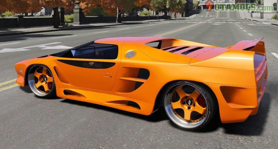 Custom Rare Luxury and Sport Wheels V1.1 - 1