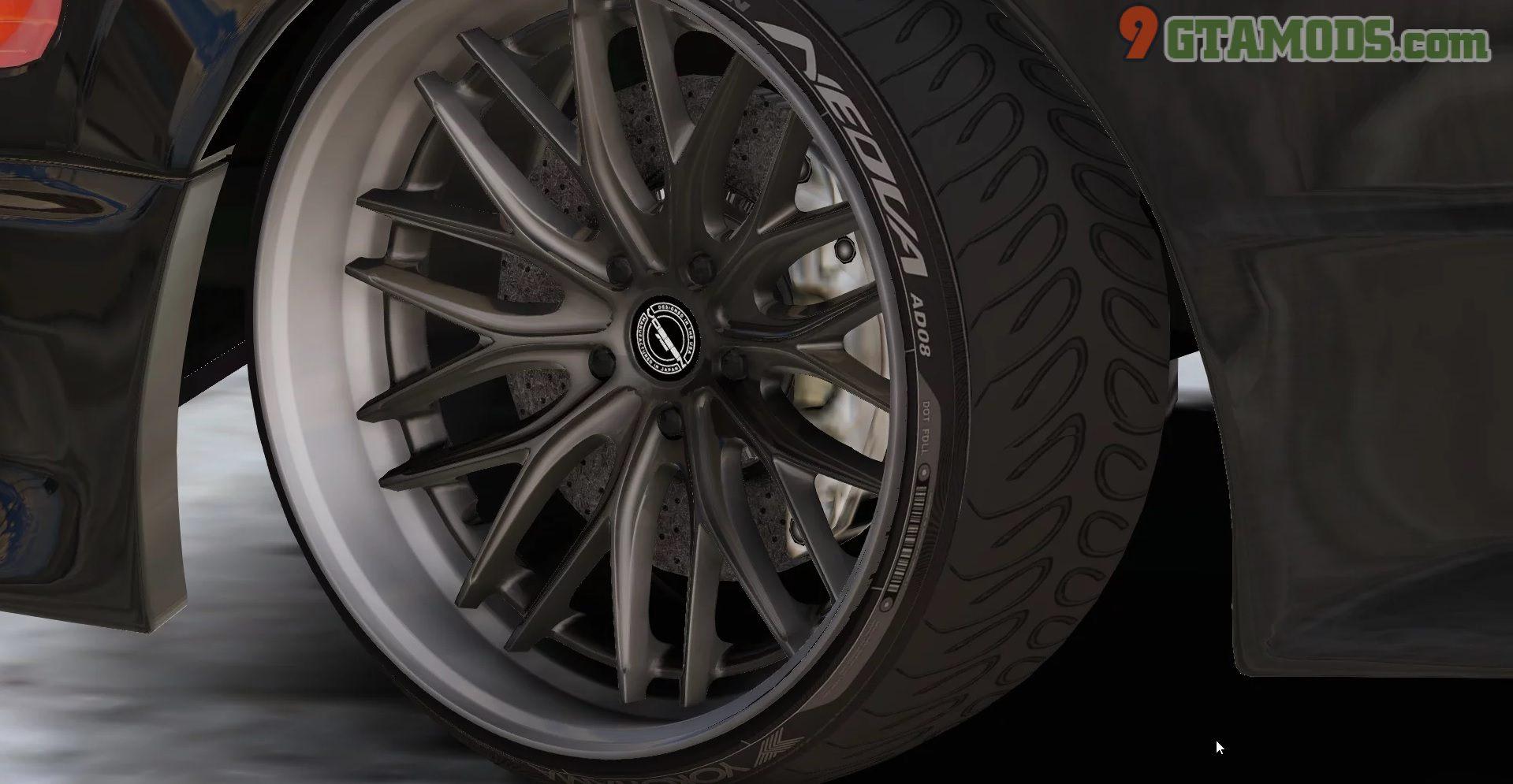 Custom Rare Luxury and Sport Wheels V1.1 - 4