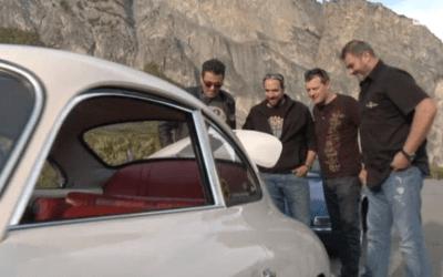 Reportage télé : « J'ai une Porsche dans mon coffre-fort »