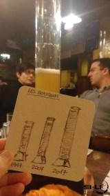 De plus en plus de bière...