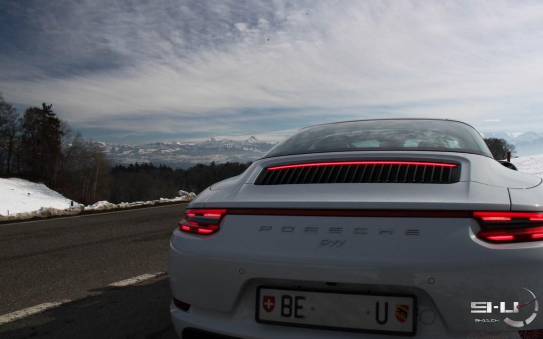 Porsche 911 type 991 Targa 4S phase 2