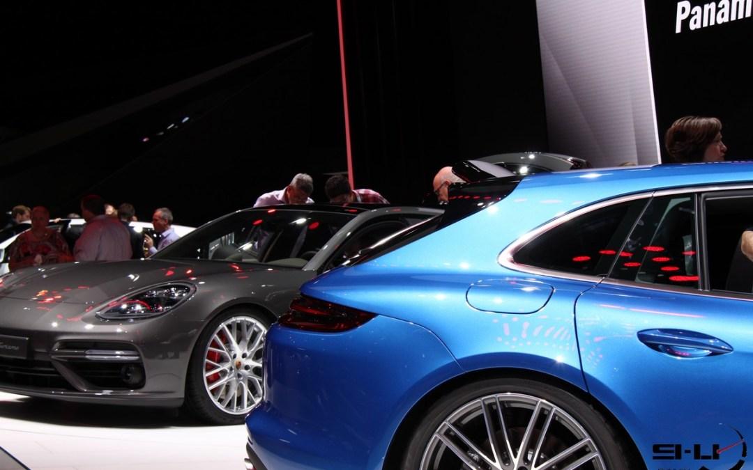 Salon de l'auto Genève 2017 / Soirée des Clubs Porsche