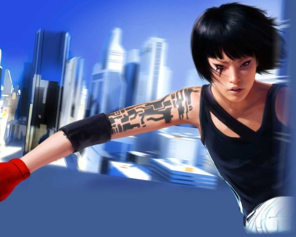 Mirror's Edge - und Dead Space bereits 1 Million Mal ...