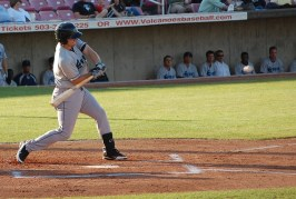 Mike Zunino batting Seattle Mariners Everett AquaSox
