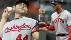 In the last 2 days the White Sox have acquired Moncada (#1 position prospect) and Giolito (#1 pitching prospect).