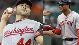 Could the future of the White Sox be Moncada and Giolito?