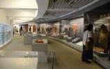 From the collection of Yoshiko Wada and Andres Moraga, the World Shibori and Ikat exhibition hall