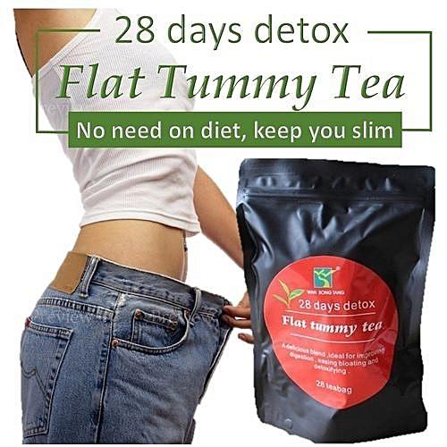 flat tummy slimming tea, bloating tea wholesale