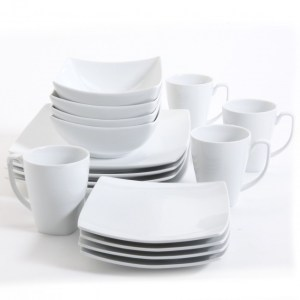 16 dish set , 9JABAY, 9JA BAY