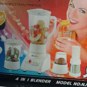4 in 1 japan blender wholesale price on 9jabay