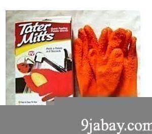 tater mitts potatoes pilling glove wholesale on 9jabay in nigeria