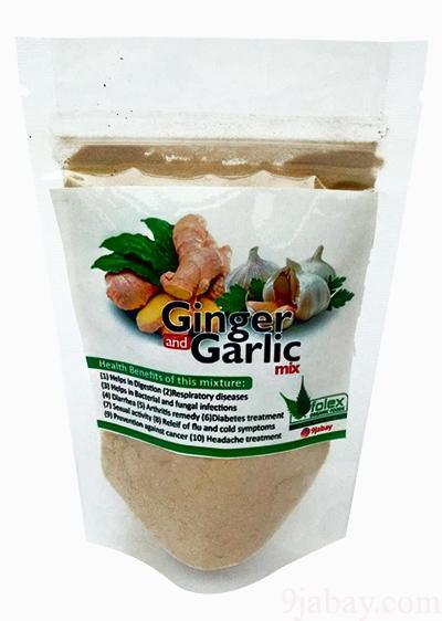 folexfoods ginger and garlic mix