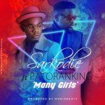 MP3 : Sarkodie - Many Girls (Kankpe) ft. Patoranking