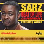 MP3 : SARZ ft Wizkid - Beat of Life (Samba)