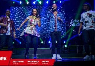 VIDEO: Mafikizolo, Nyashinski & Dremo - Ojere