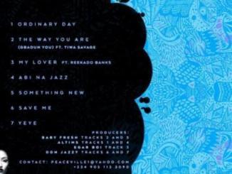 MP3 : Di'Ja - The Way You Are ft. Tiwa Savage